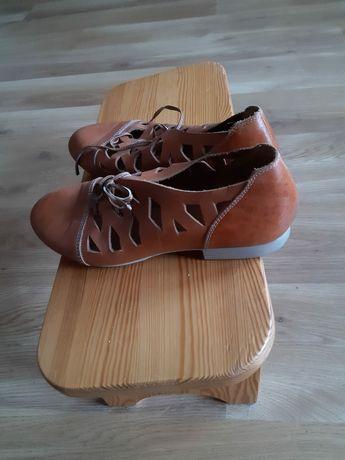 Ryłko 38, półbuty, sandały damskie