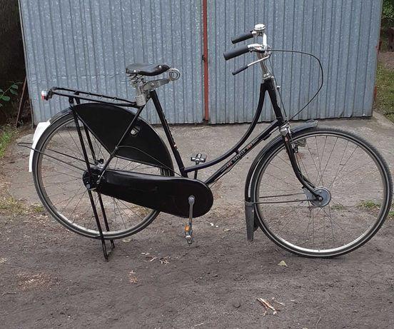 Rower Gazelle damka damski miejski unikat retro