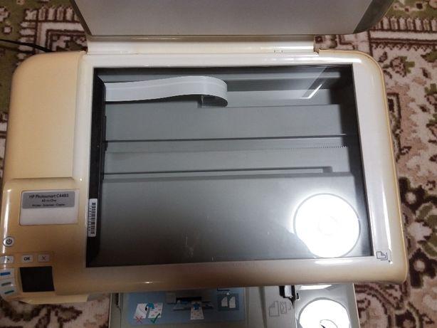 Принтеры HP Photosmart C4483