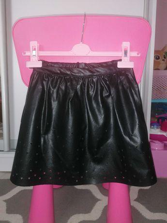 Cool Club spódniczka dla dziewczynki z eko skóry 104