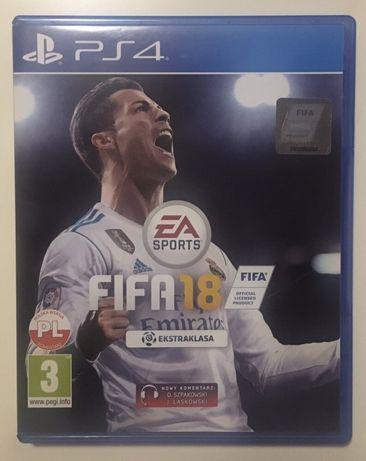 FIFA 2018 PL PS4