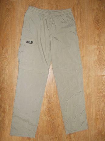 Jack Wolfskin spodnie r.164 krótkie długie 2w1 Wysyłka