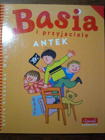 Basia i przyjaciele Antek