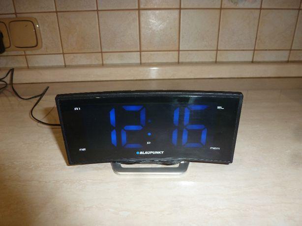 Radiobudzik zegar Blaupunkt CR7BK alarm drzemka radio
