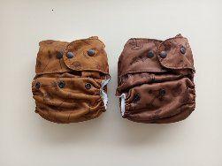 2|un. Fraldas reutilizáveis - Elskbar AIO - Pack 2