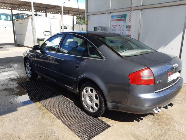Audi a6 1.9 130cv bom estado