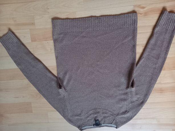 Sweterek  beżowy
