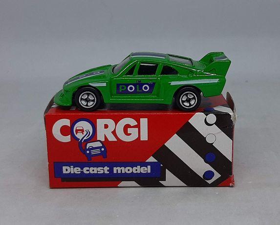 PORSCHE 935 'POLO' - CORGI Made in Great Britain