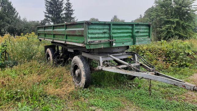 Przyczepa Autosan D 55-01