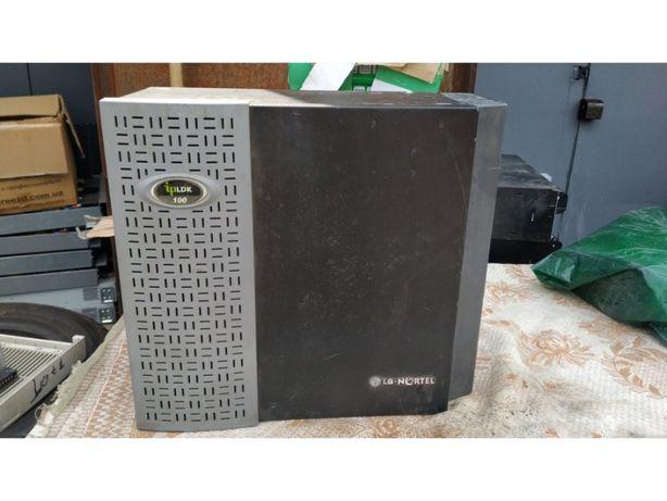 Телефонная станция LG Nortel ipLDK 100 ,мини атс