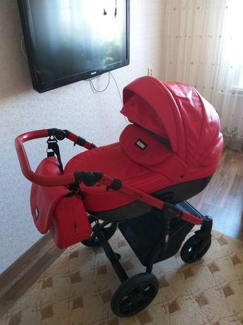 Универсальная коляска 2в1 Mioobaby Zoom Black Edition