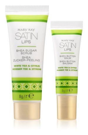 Mary Kay Satin Lips zestaw do ust dla kobiet