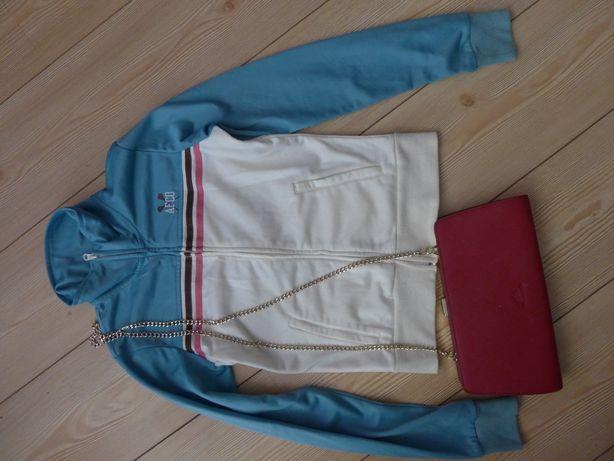 ABERCROMBIE&FITCH bluza vintage retro oldschool XS 34