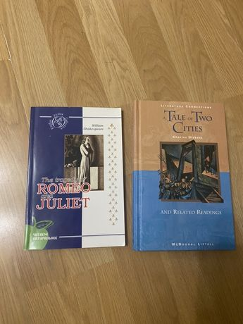 Шекспир Ромео и Джульетта In English