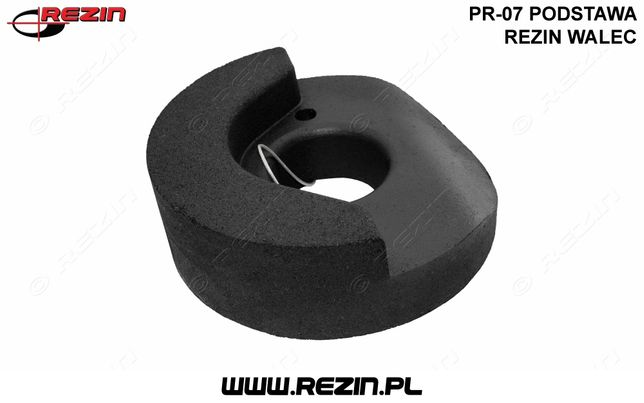 PR-07 podstawa REZIN walec / gumowa podstawa pod znak drogowy POLSKA