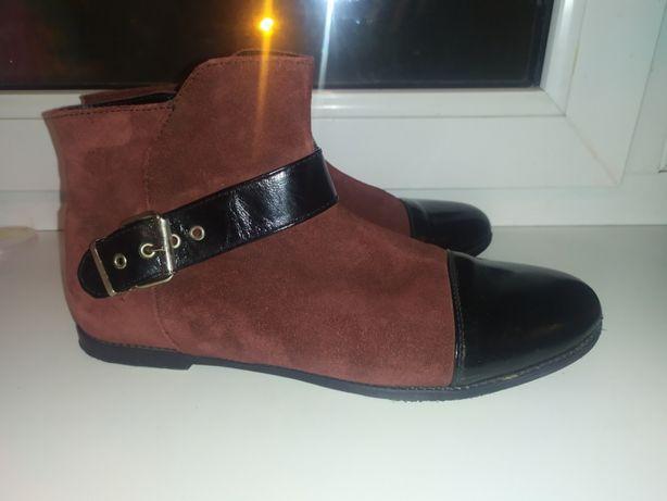 Демисезонные ботинки Soldi - р.39, 25,5см