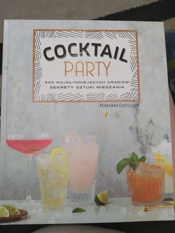 Przepisy na drinki, książka Cocktail Party