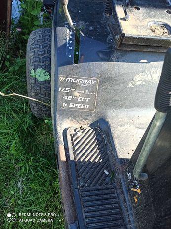Traktorek kosiarka do odbudowy silnik igła 15,5 HP