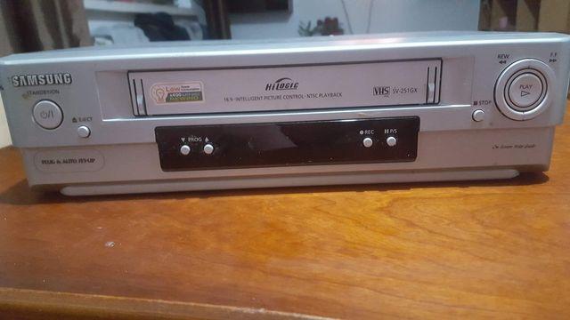 Magnetowid Samsung VHS SV-251GX