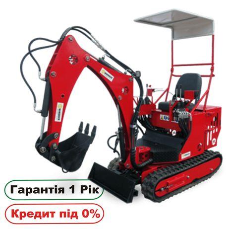 Мини экскаватор МД-4 ТМ Минидигер