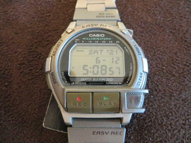 Relógio Casio Easy REC