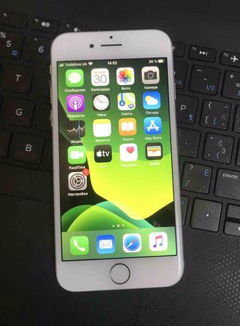 iPhone 7 256гб silver Neverlock