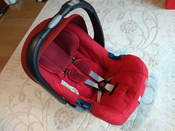 Britax Römer Baby-Safe Plus SHR 2, fotelik nosidełko 0+ do 13kg