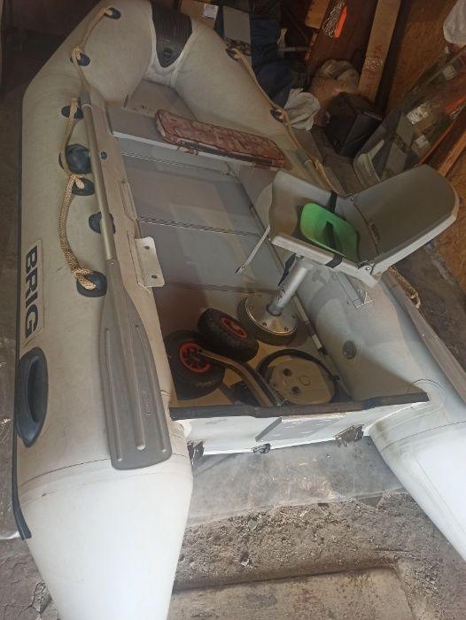Продам лодку BRIG DINGO 330 2015 г.в. Харьков - изображение 1