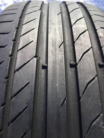 Літні шини б/у 4шт. Continental ContiSportContact 5 225/45 R19 (7mm)