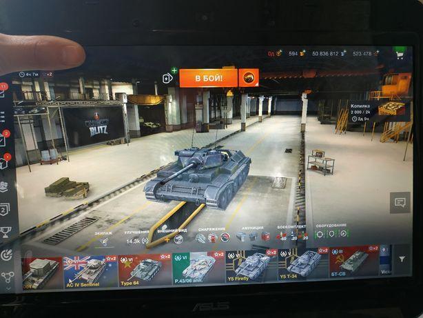 Аккаунт танки