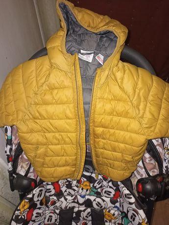 Курточка демисезонная Zara