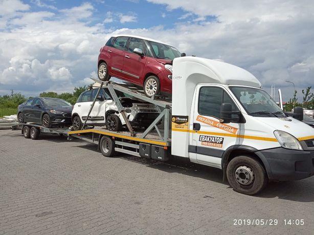 Доставка машин з Польщі в Україну, з Хелма та Любліна.