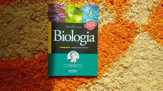 Biologia Podręcznik Odkrywamy na nowo OPERON poziom podstawowy