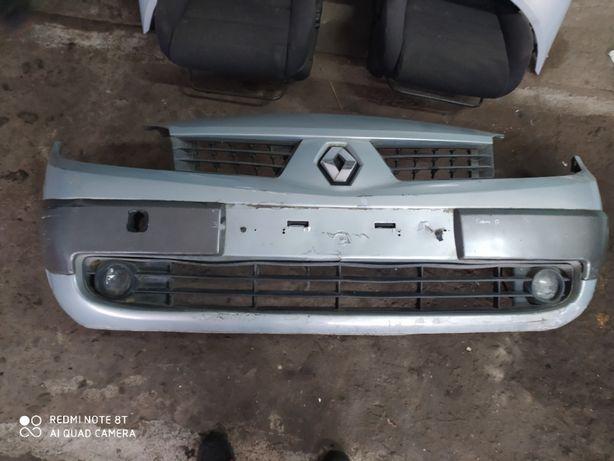 Renault Scenic II 2 zderzak przód