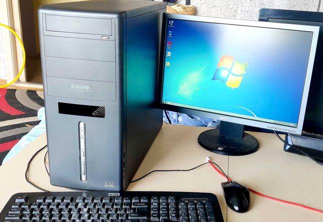 Отличный компьютер для дома и офиса AMD Athlon64 X2 4200+ 6 Gb RAM