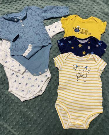 Набор фирменных вещей Carter's для малыша