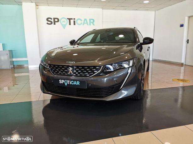 Peugeot 508 SW 1.6 Hybrid GT Line e-EAT8