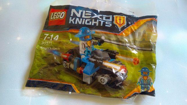 Lego Nexo Knights Pojazd Rycerski 30371