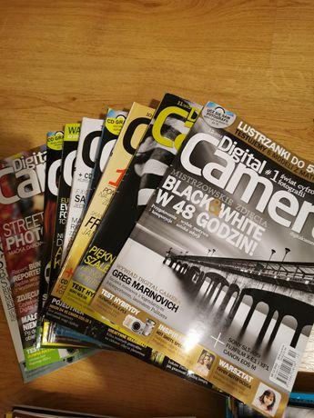 Magazyny Digital Camera