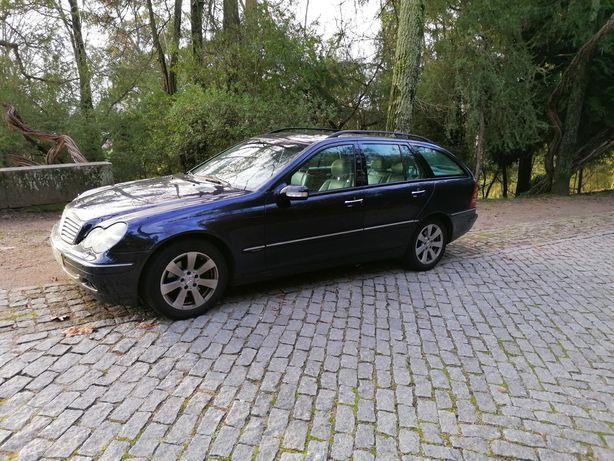 Mercedes Benz C270 Full Extras