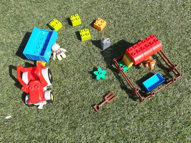 Lego Duplo - Trator da Quinta