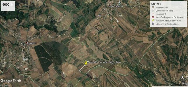 Terreno Rustico 5000m Marmeleira Assentiz