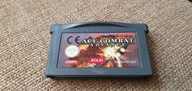 Jogo Ace Combate Advance - GameBoy Advance e Advance SP
