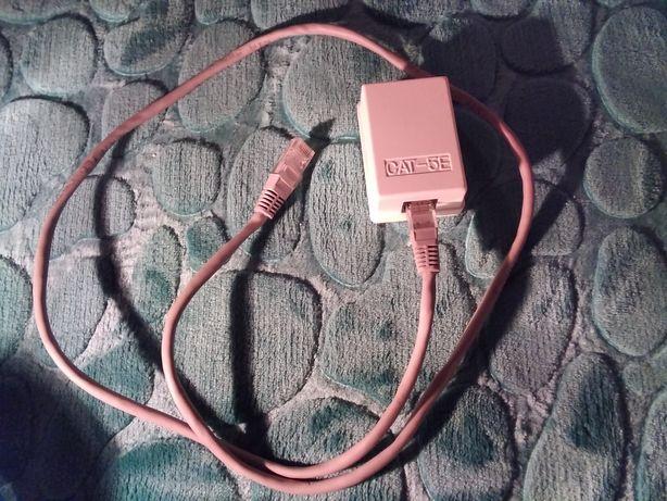 Переходник для интернет кабеля