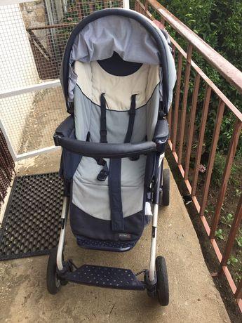 Carro de bébé da bebecar tracker city
