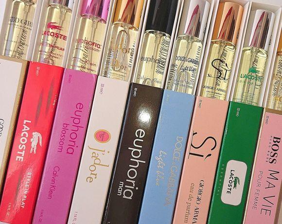 Perfumy 33 ml tanio najlepsze
