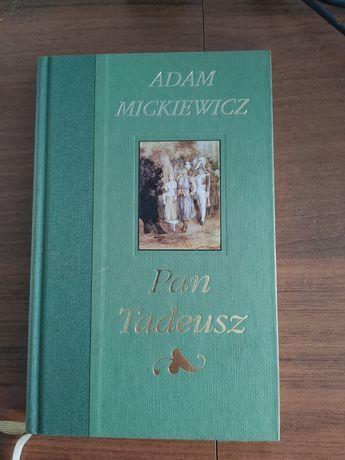 Lektura Pan Tadeusz