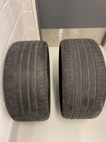 Opony pirelli p zero 285/30/20