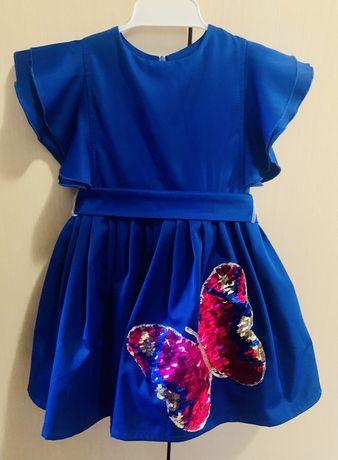 Платье на девочку, размер 98, 2-2.5 годика