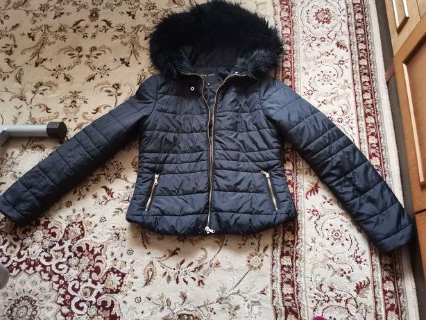 Куртка з декоративним стебнуванням